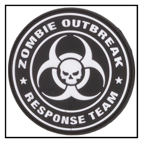 Parche - 3D Zombie Outbreak Response Team swat