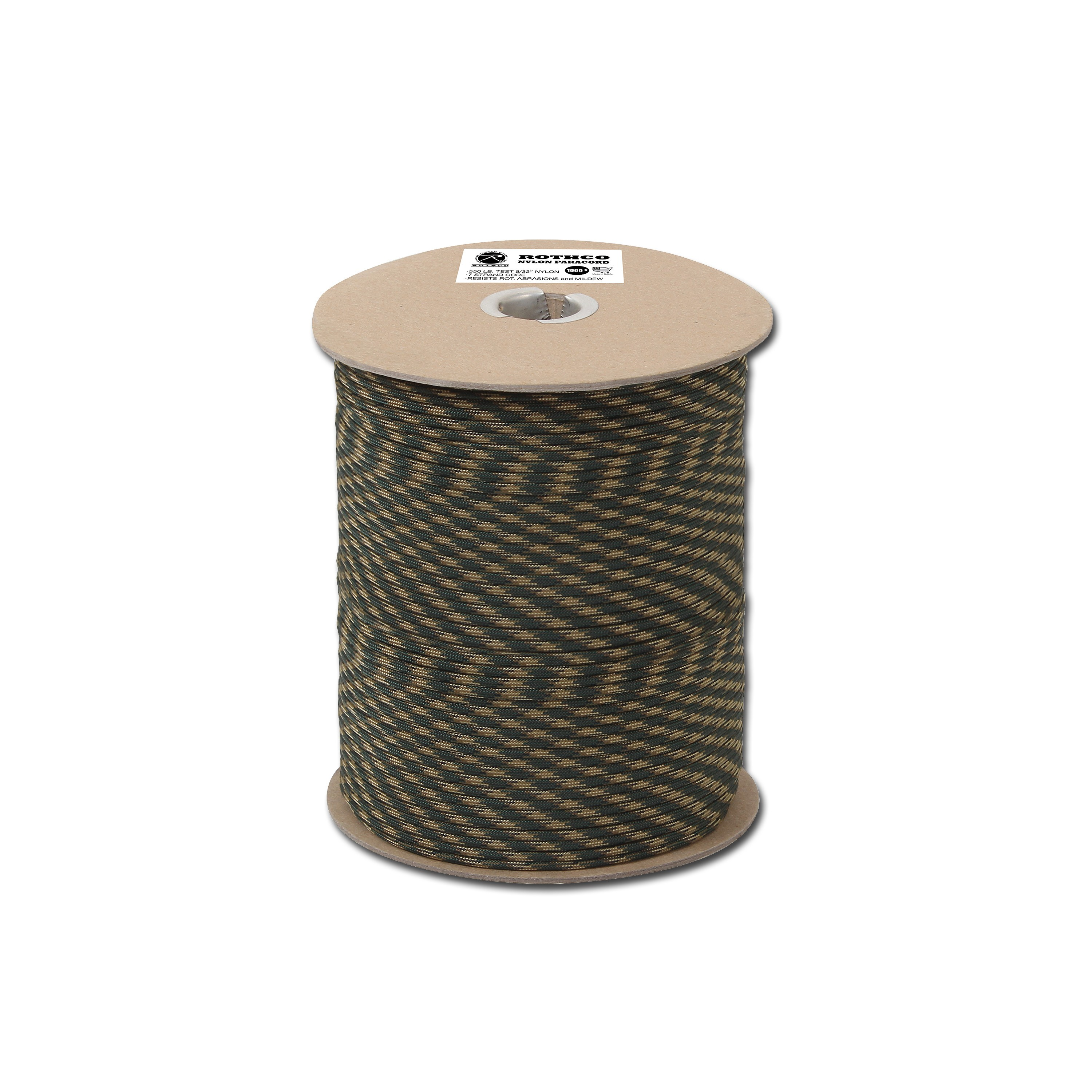 Carrete Paracord Rothco Nylon