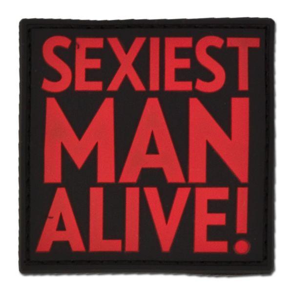Insignia 3D SEXIEST MAN ALIVE blackmedic