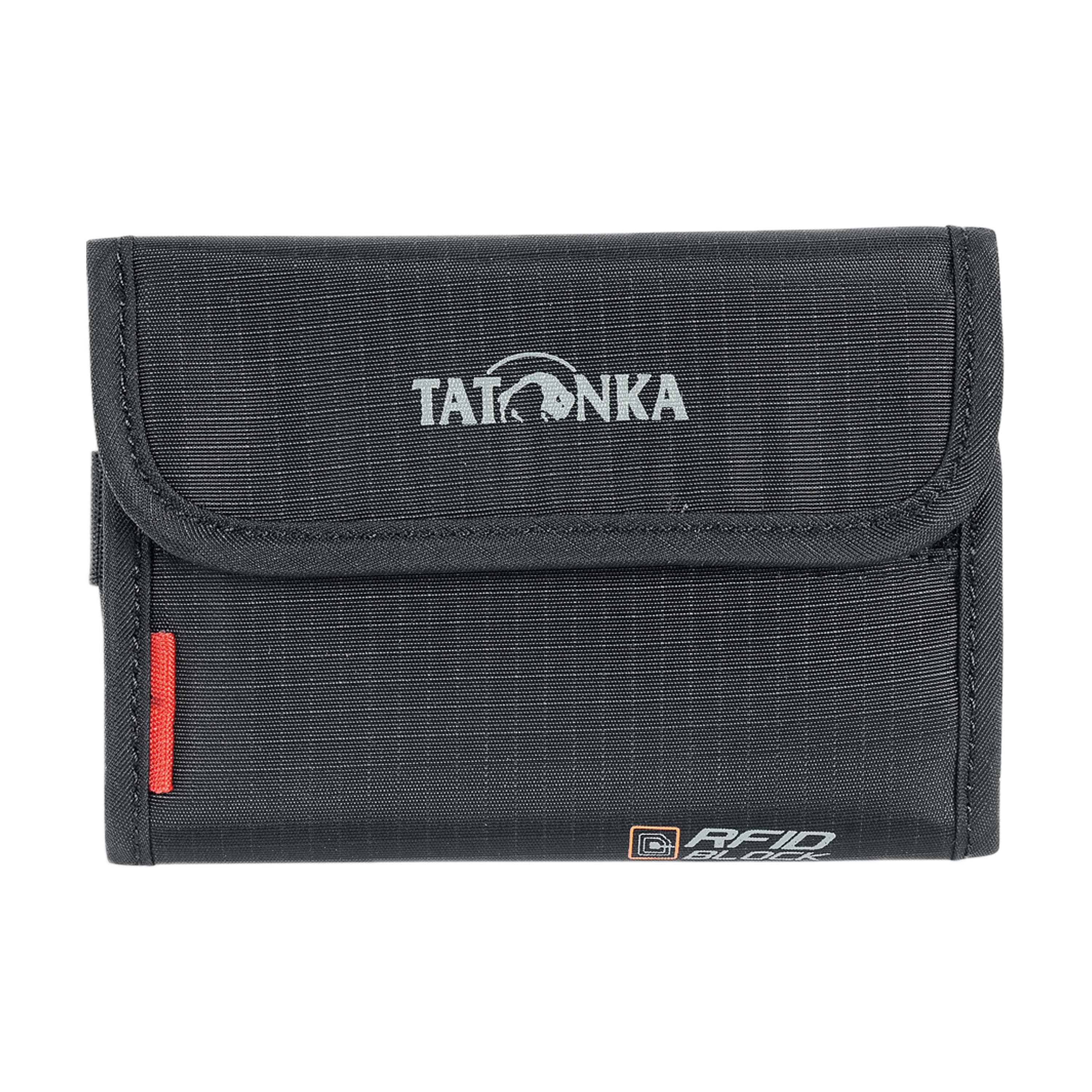 Billetera Tatonka Money Box RFID B negra