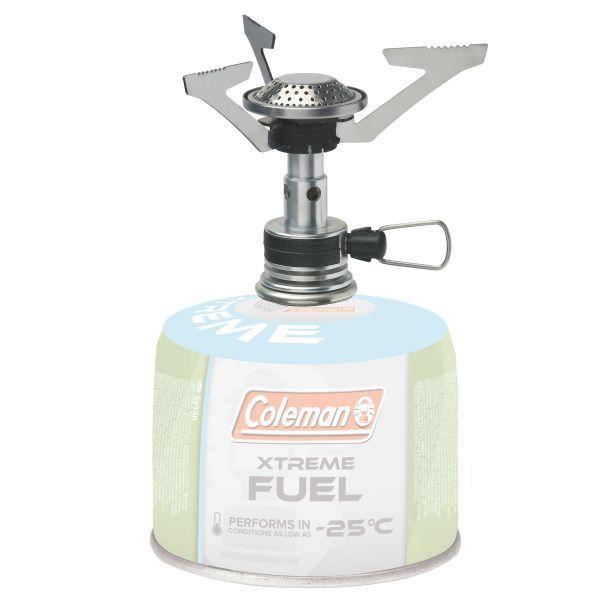 Coleman Hornillo a gas FyrePower silber