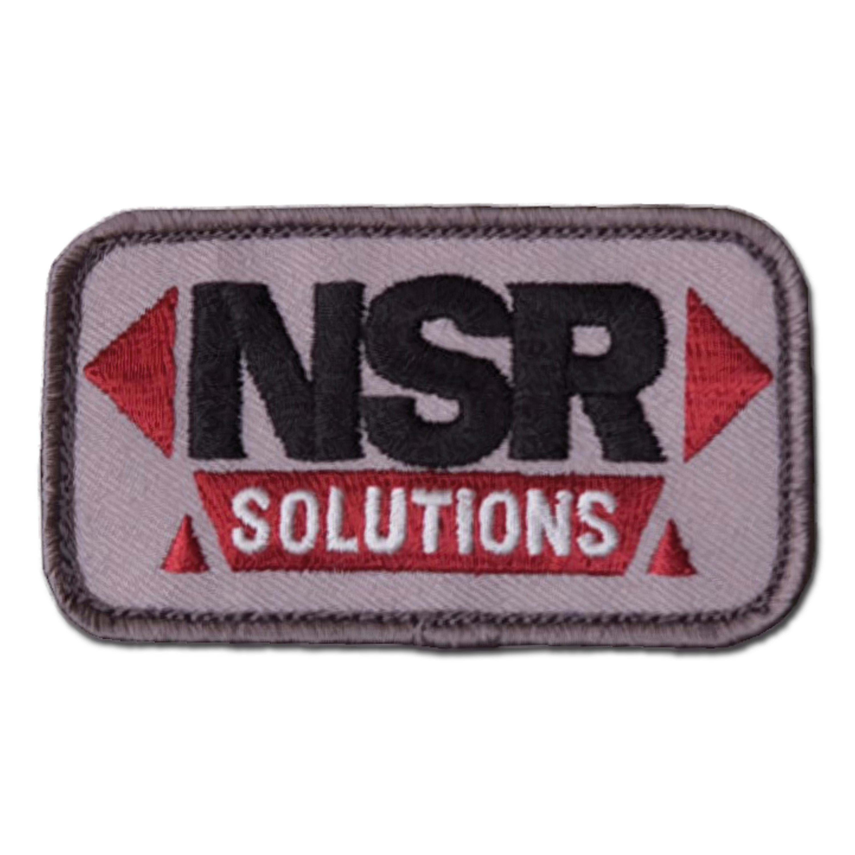 Parche MilSpecMonkey NSR Solutions grey