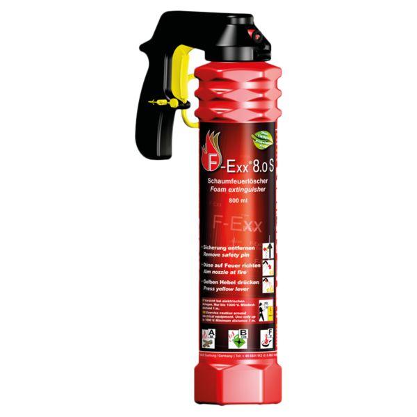 Extintor de espuma Tectro F-Exx 8.0 S
