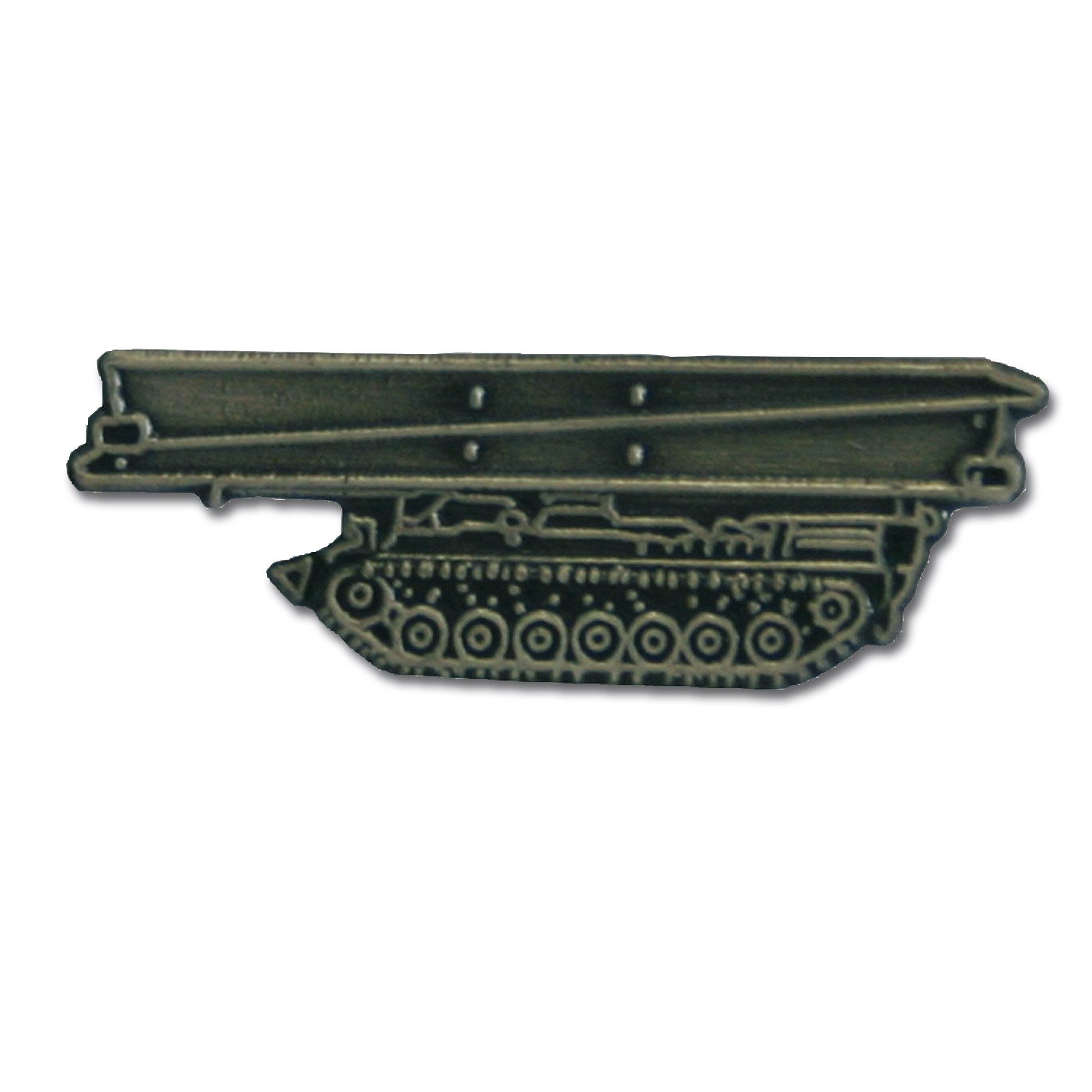 Pin Mini metálico Biber