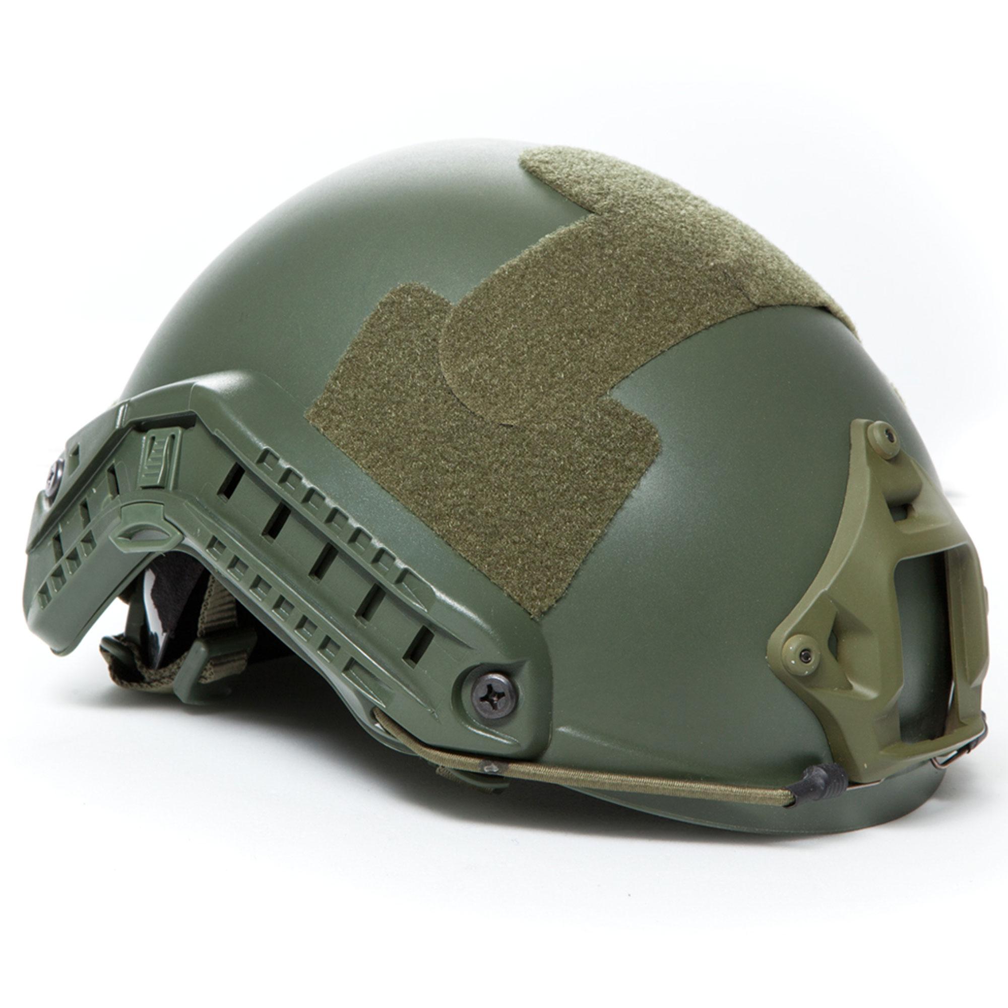 Casco ASG FAST Helmet verde oliva