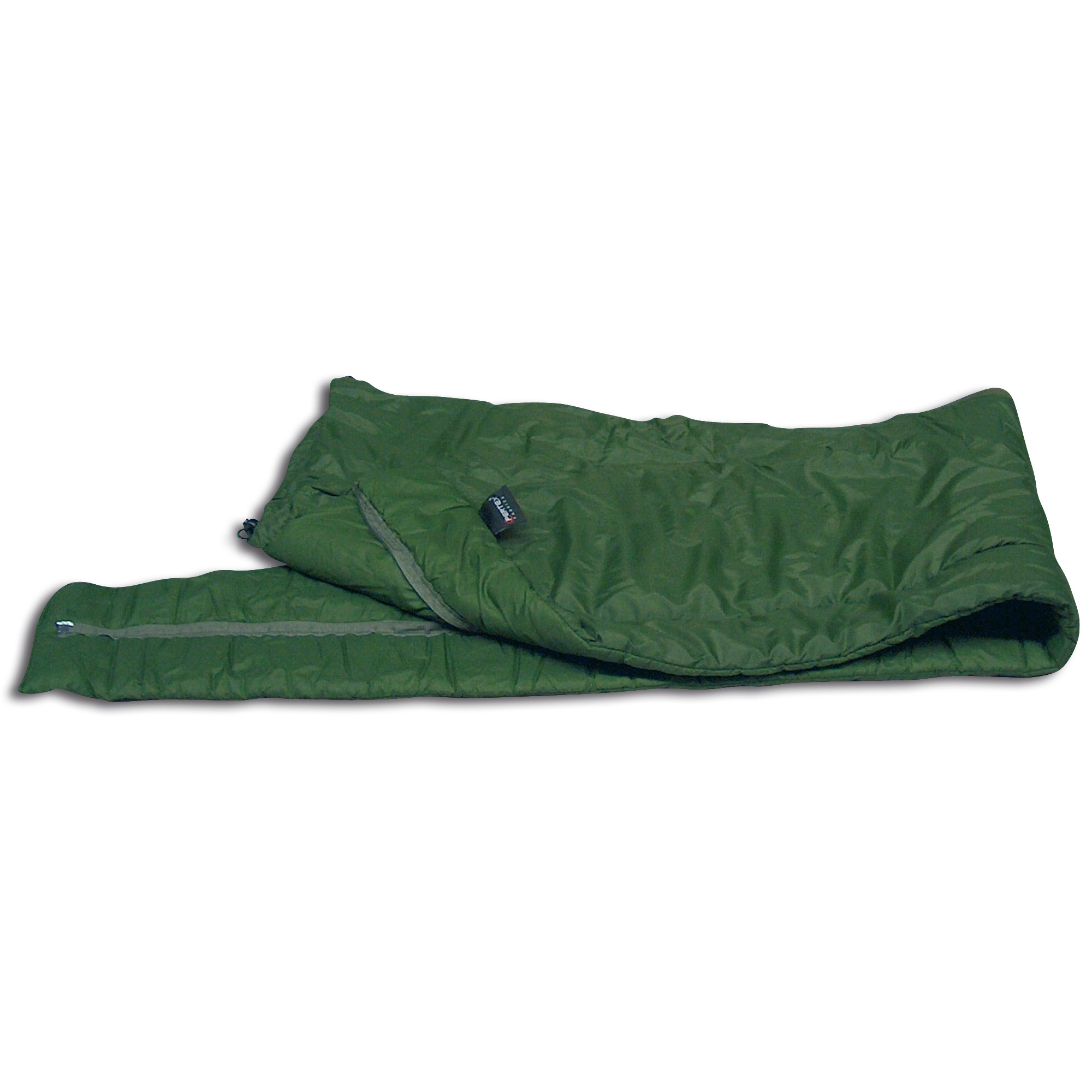 Saco de dormir Extender Softie verde oliva