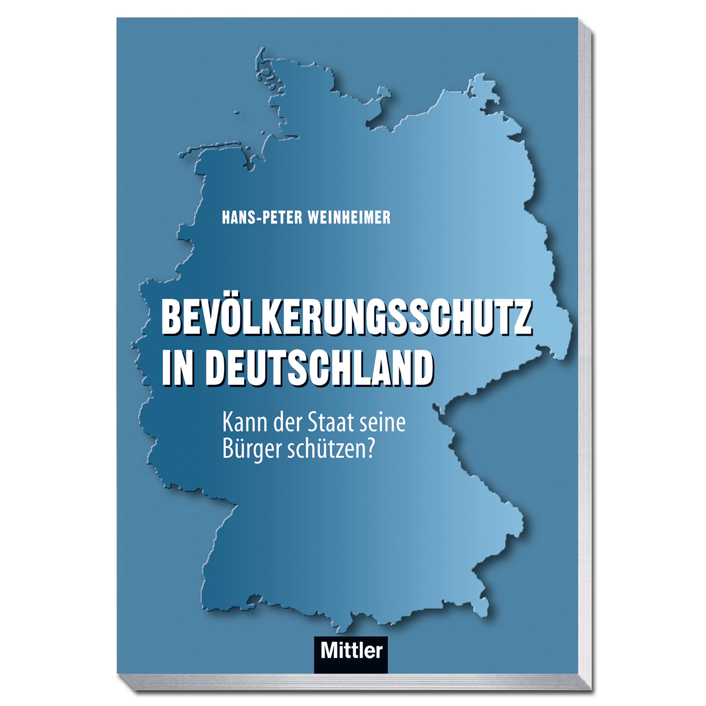 Libro Bevölkerungsschutz in Deutschland