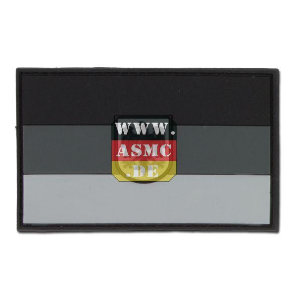 Parche 3D Alemania con escudo en subbed gris