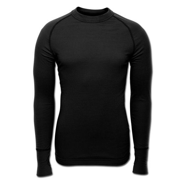 Camiseta mangas largas Brynje Arctic negra