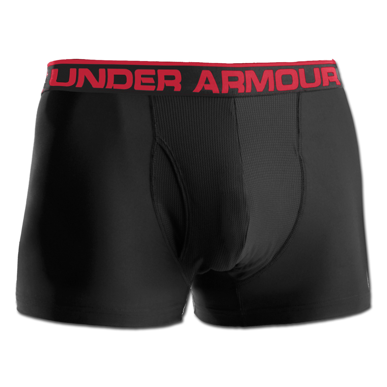 Under Armour Boxer Jock 3 negro