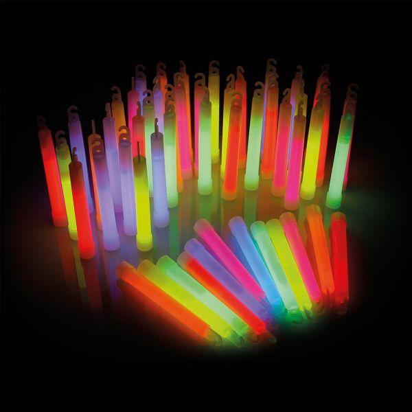 KNIXS Power barra de luz química mexcla de 6 colores - 25 uds.