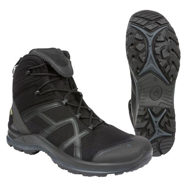 Calzado funcional Haix Black Eagle Athletic 10 Mid 2.0 negro