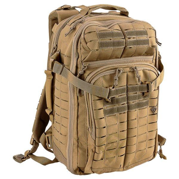 Mochila First Tactical Tactix 1 Day Backpack coyote