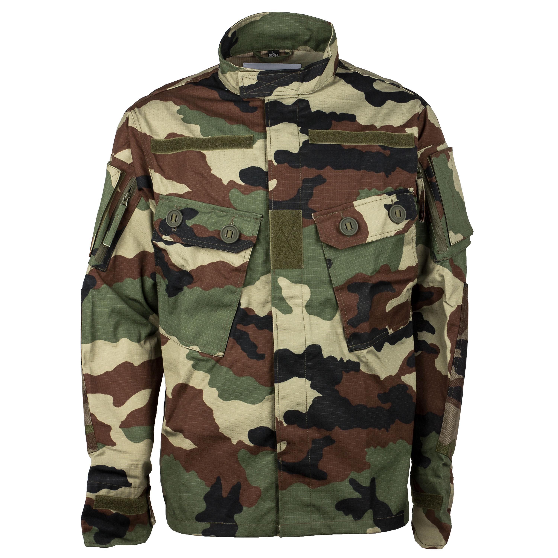 Camisa de campo TacGear Commando CCE