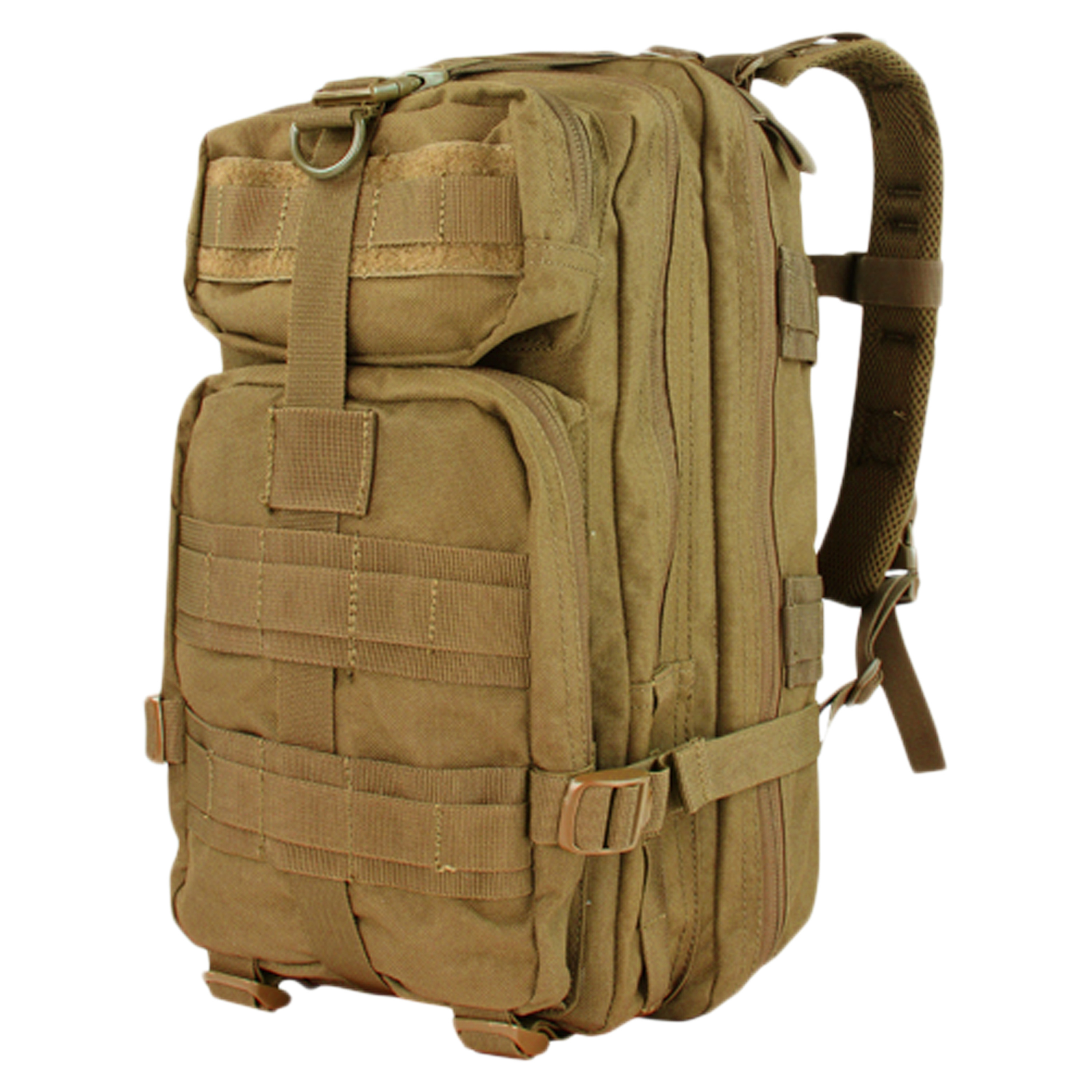 Mochila Condor Assault Pack Compact coyote marrón