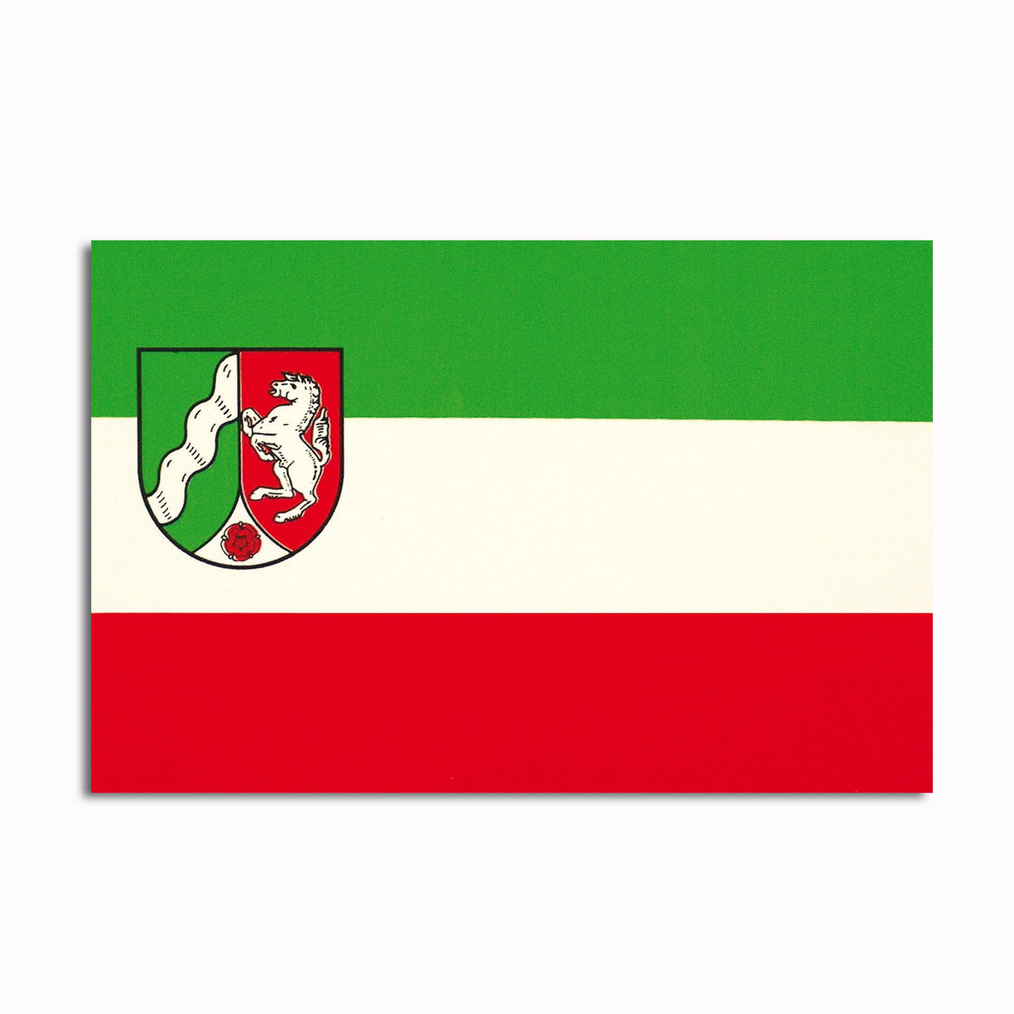Calcomanía Nordrhein-Westfalen, Renania del norte-Westfal