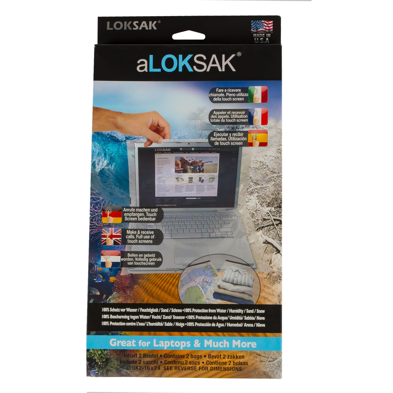aLoksak paquete de 2 unidades 40.9 x 59.0 cm
