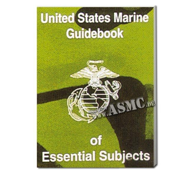 Libro USMC Guidebook