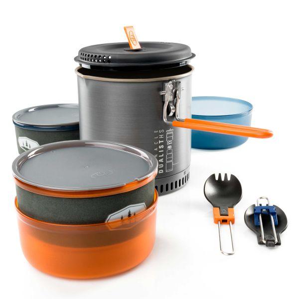 GSI Outdoors set de cocina Pinnacle Dualist HS