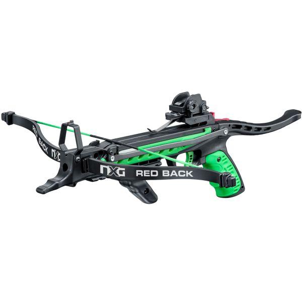 Ballesta pistola NXG Red Back Crossbow verde