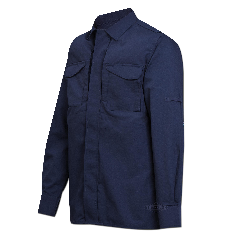 Camisa Tru-Spec 24-7 azul marino P/C