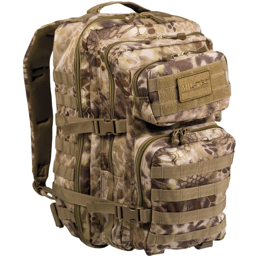 Mil Tec Us Assault Pack Large mandra tan (14002)