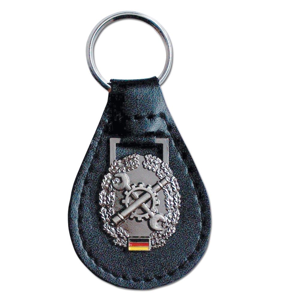 Llavero con distintivo de boina Instandsetzung