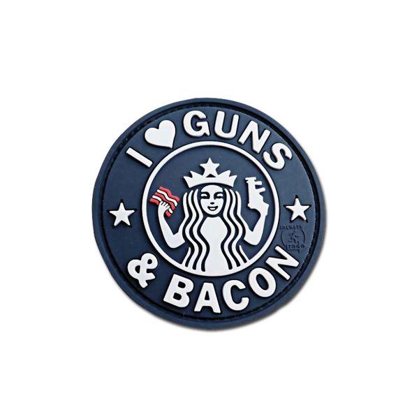 Parche 3D JTG Guns and Bacon swat