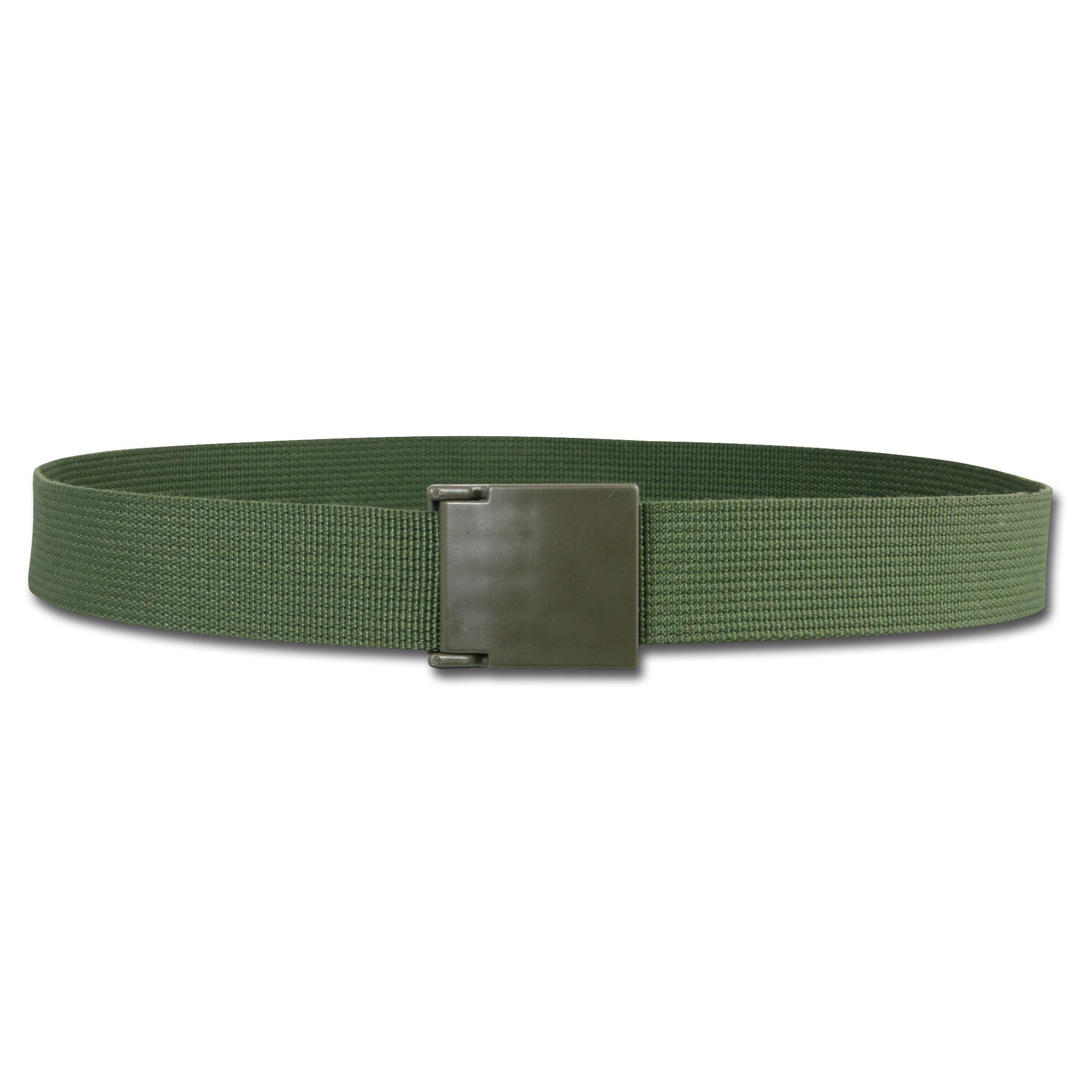 US cinturón Stealth MFH verde oliva
